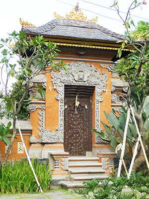 Balinese Traditional Gate