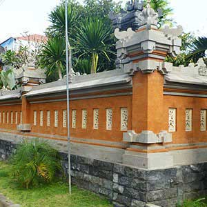 Balinese Traditional Wall