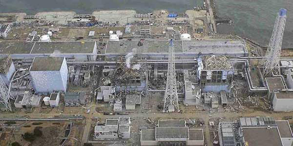 Fukoshima reactor meltdown