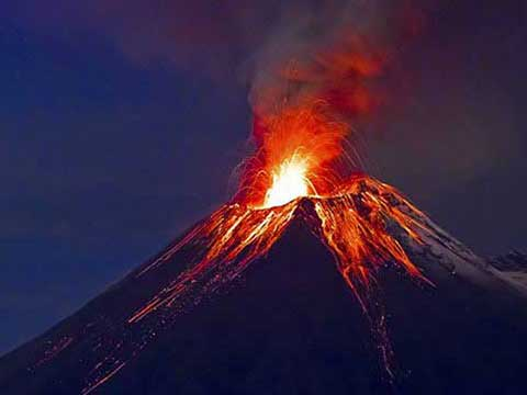 Volcanoes can be deadly
