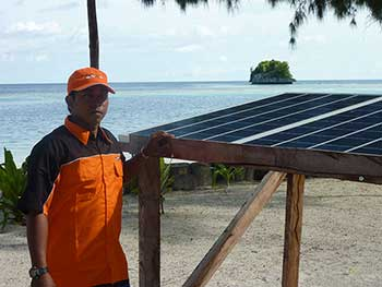 solar power is good for remote areas
